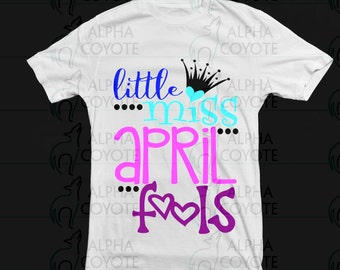 Little Miss April Fools