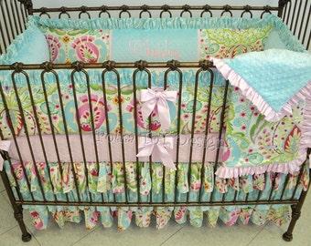 Kumari Garden Crib Set : Chrisley