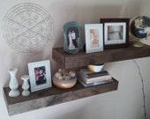 Floating Shelves, Shelving, Chunky Shelf, Floating Shelf, Wall Shelves, Home Decor