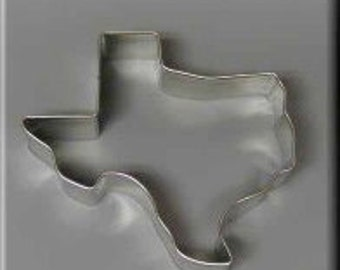 "TEXAS Cookie Cutter 3.5"" New"