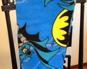 Batman Print Scarf