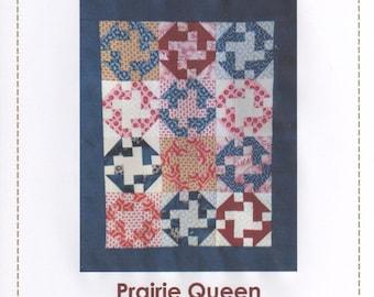 Prairie Queen Pattern for Jelly Rolls