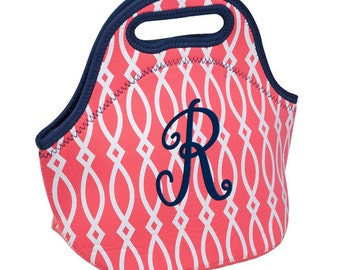 Monogram Occasionally Insulated Lunch Bags