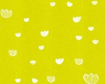 In Stock! Printshop Medow in Citrus by Alexia Marcell Abegg for Cotton and Steel