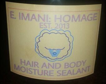 Complete Hair Moisturizing System