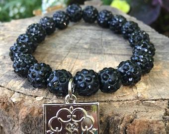 Black Elise bracelet