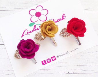 Occasion hair clips