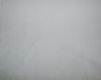 Fabric - Double cotton jersey fabric - grey mist.