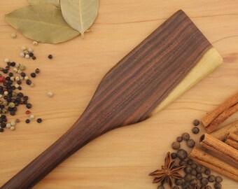 Wooden spatulas – Wood spatula - Wooden cooking spatula – Wooden utensils – Large wooden spatula – Hand carved spatula - sauté - Spatula