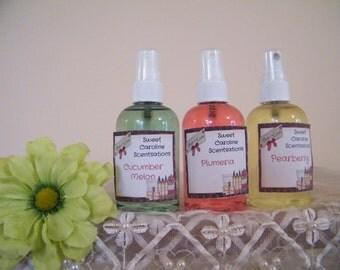 Scented Body Spray / Body Splash / Moisturizing Body Spray / Body Spray / Designer Fragrance / Body Spritzer