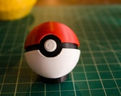 3D Printed Pokéball for Cosplay