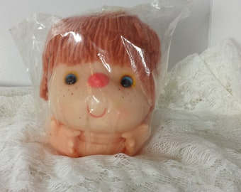 Doll Head /  Doll Hands Parts / Doll Making Supply / doll head lamp maker