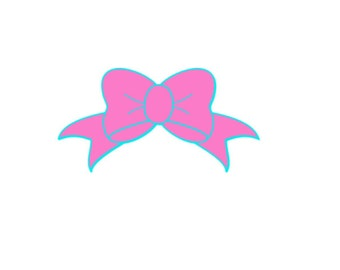 A bow to match my outfit