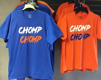 Chomp Chomp, Florida Gators, UF t-shirt