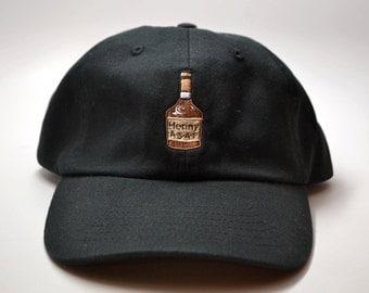 Henessy Hat/ Henny Dad Hat/ Original Design.