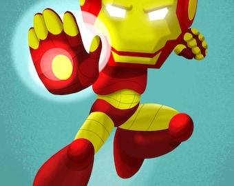 Baby Iron-man