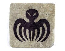 James Bond: Spectre Marble Tile Drink Coaster