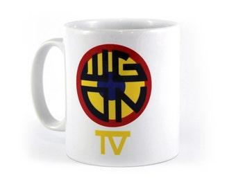 Dawn of the Dead: WGON TV Movie Mug