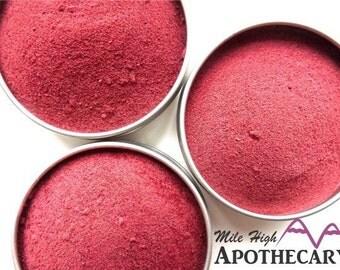 FREE SHIPPING 100% Raw Beet Root Powder (Beta Vulgaris Rubra) Beetroot Dye Makeup Juice Suppliment