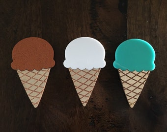 Ice Cream Wall Art