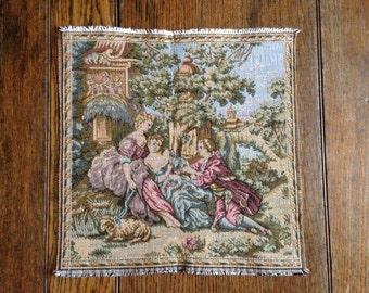 French Romance Tapestry