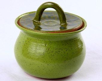 Green Sugar Bowl