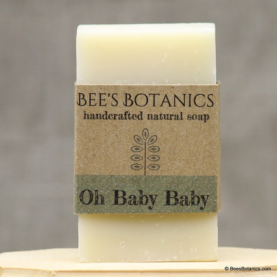 All Natural Fragrance Free Body Soap Organic