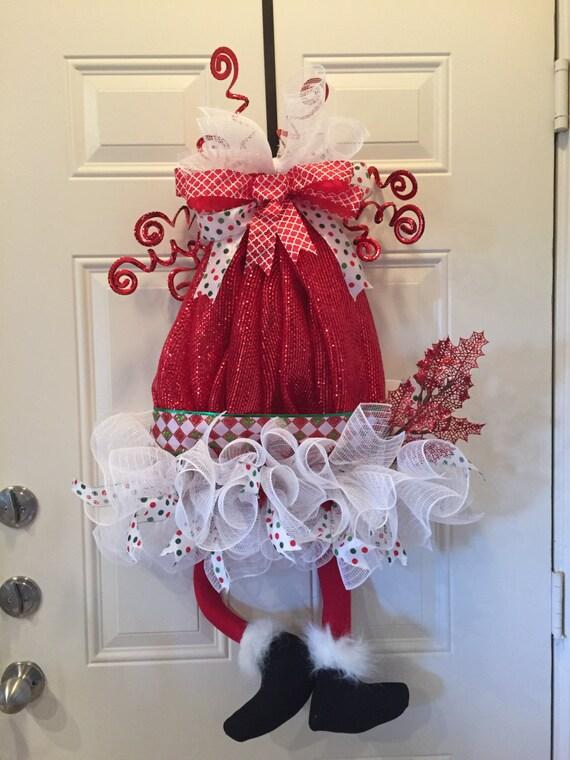 Mesh Ribbon For Christmas Tree