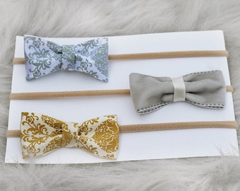 Headband Set of 3