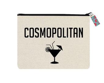 Pouch: cosmopolitan