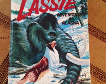 Lassie - Big Little Book