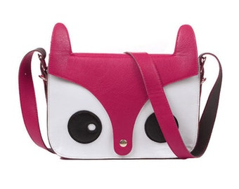 Pink Kawaii Cute Fox Bag