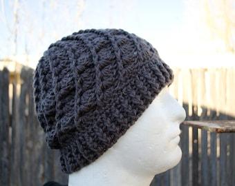 Graphite Divine Hat