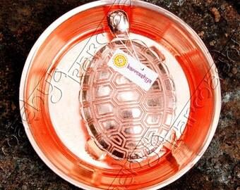 Medium Sarva Ichha Kachua Kachuva Plate Copper Yantra Wish Turtle Tortoise MUA0023MEDIUM