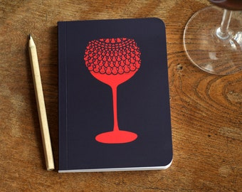Red Wine notebook
