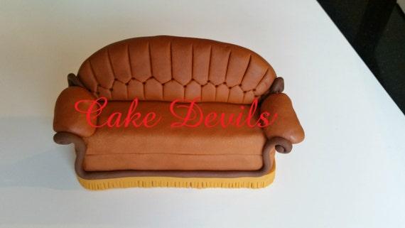 Central Perk Cake Topper