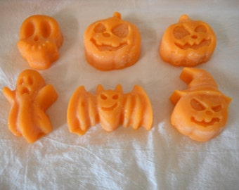 Halloween Wax Melts- 24 Pack-Halloween-Shape Wax Melts-Samhain-