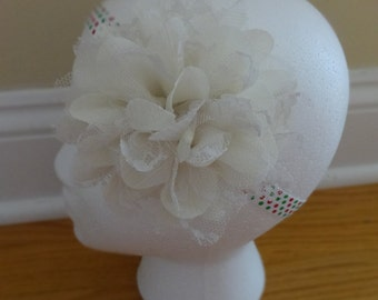 Shabby Chic Holiday Headband