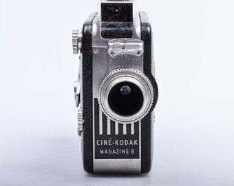 Kodak Cine-Kodak Magazine 8 8mm Movie Camera