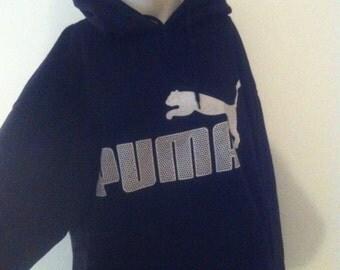 puma hoodie mens 1xl