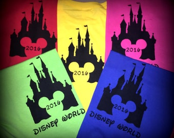 Home Shirt, Disney Home Shirt, Disney Castle Shirt,Matching Family Shirts