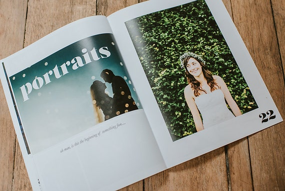 blurb indesign template - magazine for photographers digital adobe indesign