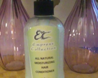 All Natural Moisturizing Hair Conditioner