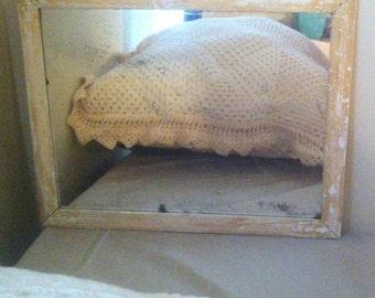 Old Mirror, Vintage Framed Mirror