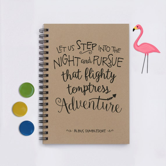 Step Into The Light And Let It Go: Albus Dumbledore Quote Let Us Step Into The Night ... 5