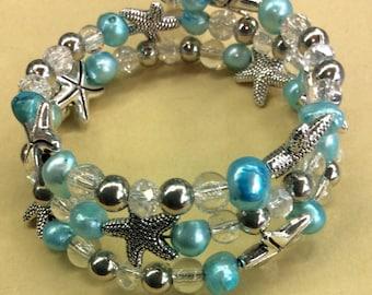 Starfish Memory Bracelet