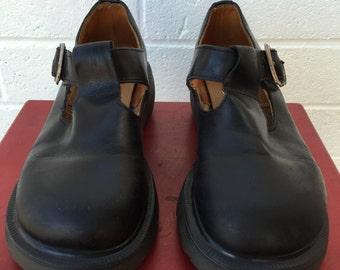 Vintage Mary Jane T- Strap DOC MARTENS size 5 US