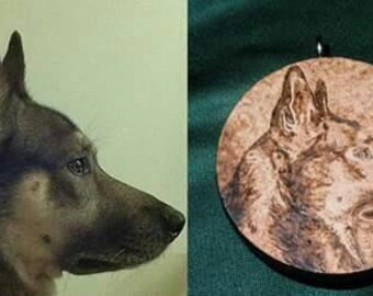 Custom: Your Pet (or People) on a pendant- SALE!