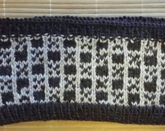 Headbands in pure wool