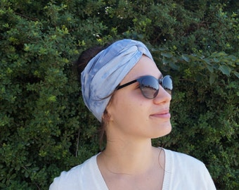 OMPHALODES Light and airy turban head scarf,hair wrap,hair covering,tichel, scarf, headwear,hijab